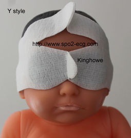 China Y Style Phototherapy Thermalon Eye Mask Comfortable With L S M Size supplier