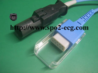 China Medical Simed SPO2 Extension Cable Hypertronic 7 Pin For Spo2 Sensor supplier