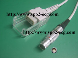 China Flexibility Pulse Oximeter Cable Nonin AMP 8 Pin Profrssional OEM ODM Service supplier