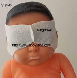 Newborn Baby Eye Mask V Style 800um Wavelength OEM ODM Service