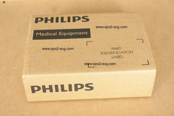 Philips Ultrasound Transducer Probe M2735A TOCO With HP8pin Connector