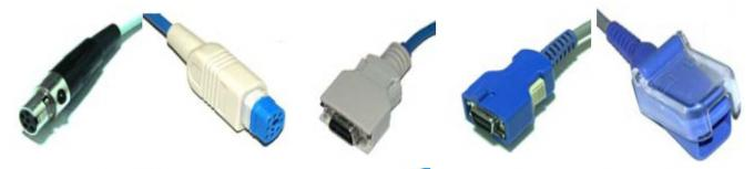 CSI adapter cable ,DB9 6pin male>>DB9 female, 5PIN Male->DB9F,8ft,