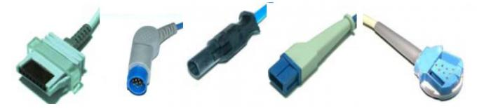 BCI 8ft Blue Cable, Readel 7pin>>DB9F,DB9M 9Pin>DB9F,gray cable and bule cable