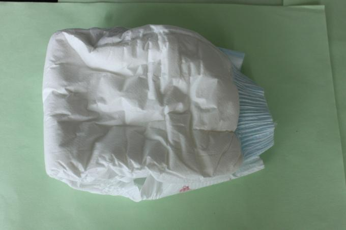 Phototherapy Disposable Newborn Diapers For Sensitive Skin , Newborn Baby Diapers