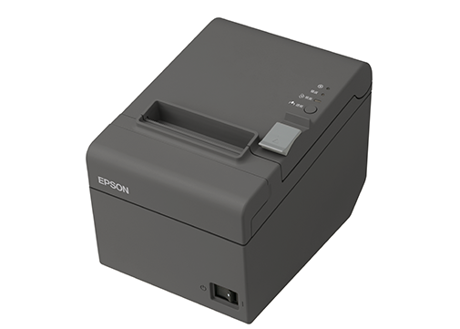Small Thermal Receipt Printer For Bank POS Equipment Easy Paper Loading